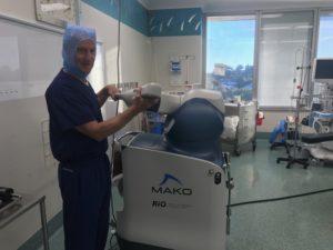 Robotic Hip & Knee Surgery Murdoch orthopaedic