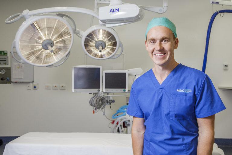 Dr Rhys Clark Hip & Knee Surgeon Murdoch Orthopaedic